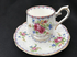 Royal Albert Petit point espresso cup & saucer